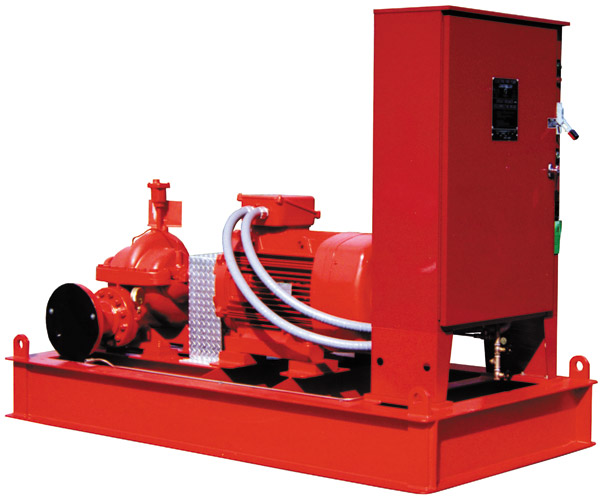 Commercial Fire Protection Pump