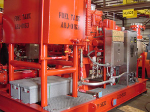 Offshore Fire Pump